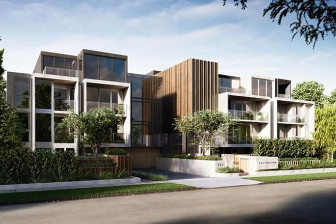Picture of 213/109 - 111 Carrington Road, BOX HILL VIC 3128
