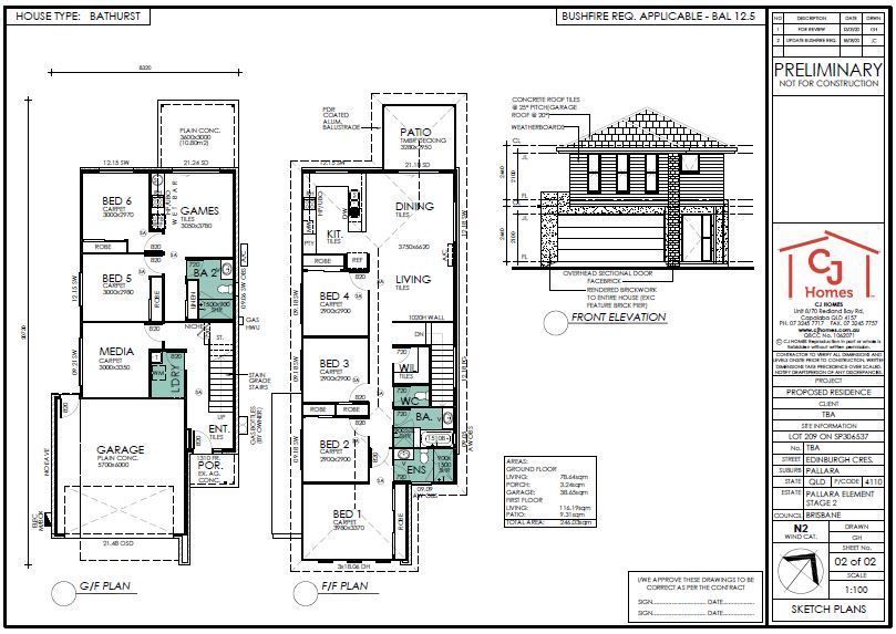 Lot 209 Edinburgh Crescent, Pallara QLD 4110, Image 2
