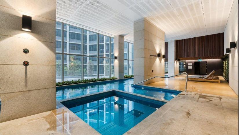 2 bedrooms Apartment / Unit / Flat in 2308/38 Rose Lane MELBOURNE VIC, 3000