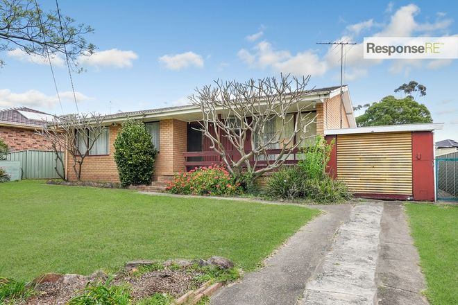 Picture of 3 Braemar Drive, SOUTH PENRITH NSW 2750