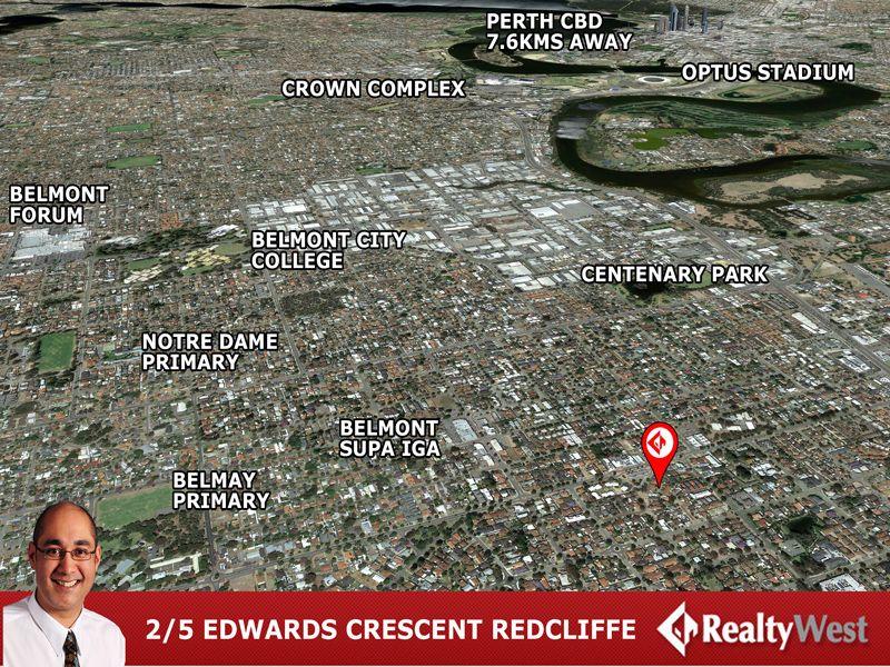 2/5 Edwards Crescent, Redcliffe WA 6104, Image 2