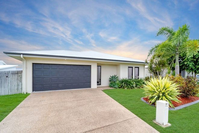 Picture of 35 Brush Cherry Street, MOUNT LOW QLD 4818