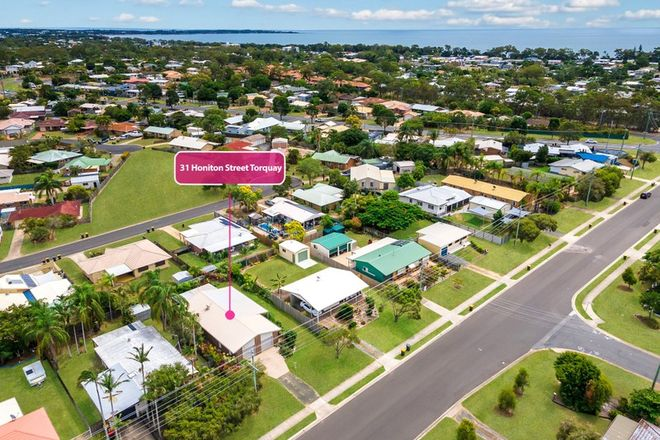 Picture of 31 Honiton Street, TORQUAY QLD 4655