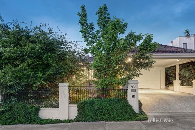 Picture of 45 Kenny Street, BALWYN NORTH VIC 3104