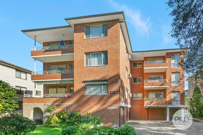 Picture of 9/47 St Georges Parade, HURSTVILLE NSW 2220
