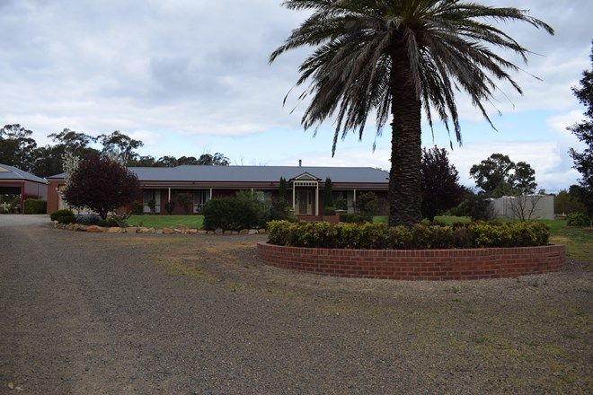 Picture of 517 Crusoe Road, LOCKWOOD SOUTH VIC 3551