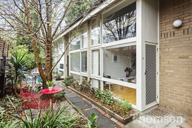 Picture of 5/20 Johnstone Street, MALVERN VIC 3144