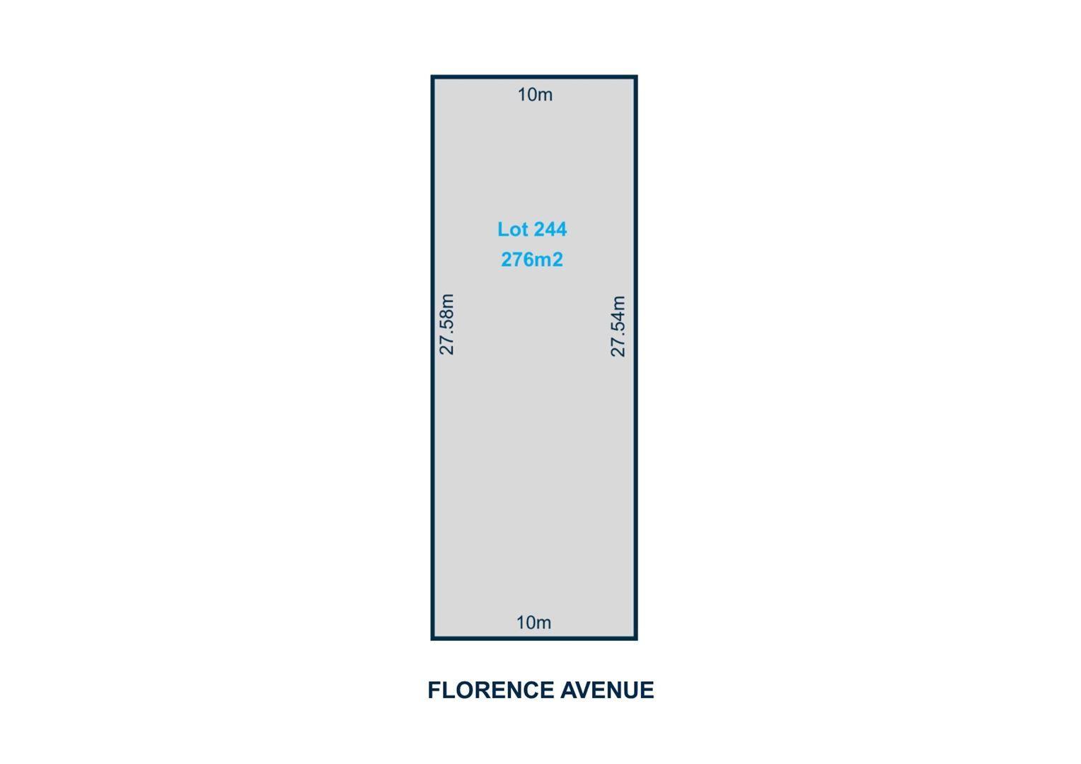 Lot 244 Florence Avenue, Blair Athol SA 5084, Image 0
