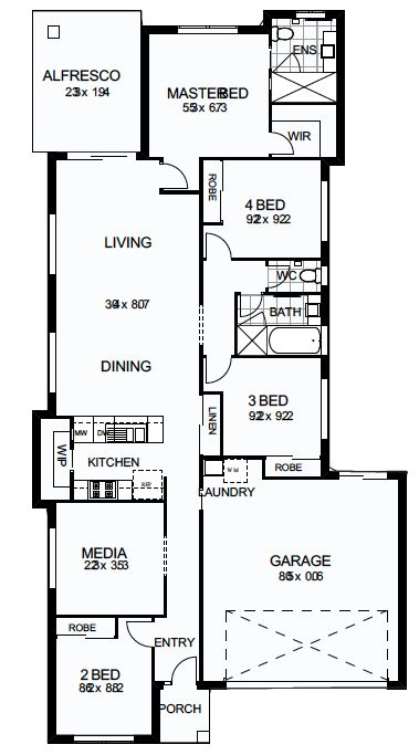 North Harbour Estate, Burpengary East QLD 4505, Image 2