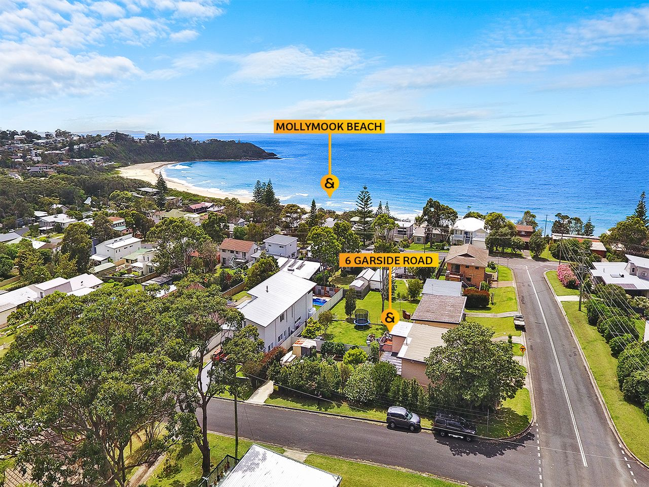 6 Garside Road, Mollymook Beach NSW 2539, Image 0