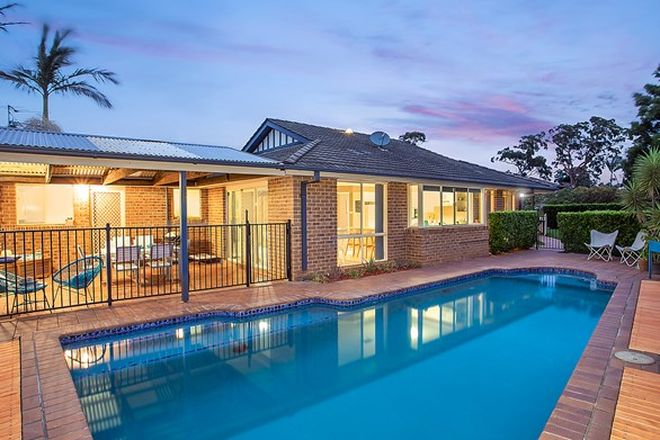Picture of 15 Yarrabin Crescent, BEROWRA NSW 2081