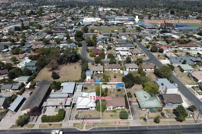 Picture of 215 & 217 Lawrence Street, WODONGA VIC 3690