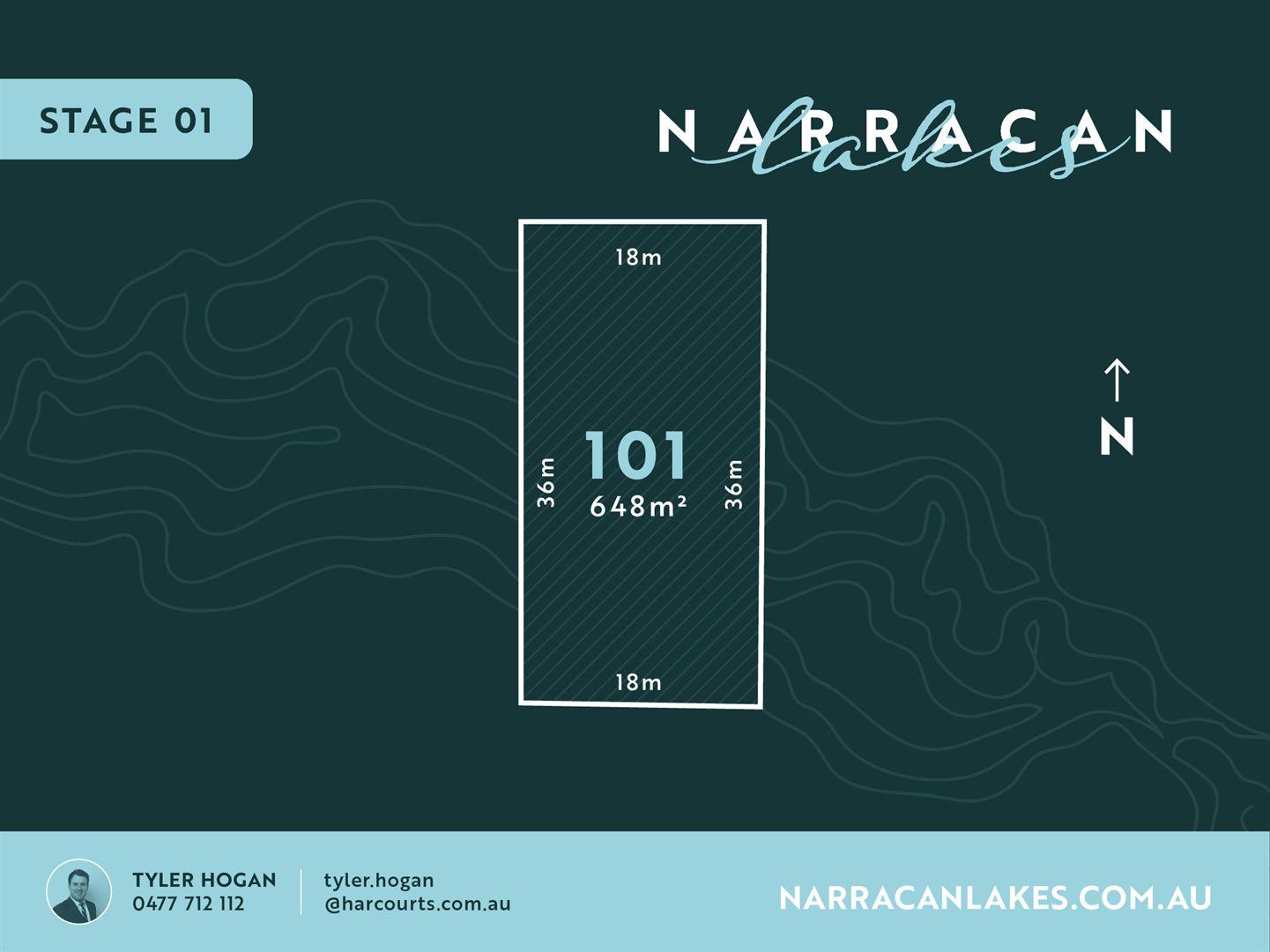 Lot 101 Narracan Lakes, Newborough VIC 3825, Image 0