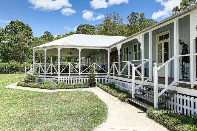 Picture of 290 Moy Pocket Road, BROOLOO QLD 4570