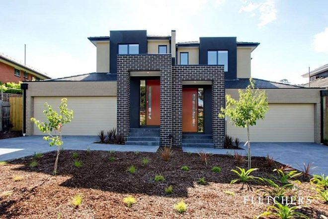 Picture of 2/29 Thiele Street, DONCASTER VIC 3108
