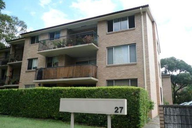 Picture of 15/27 LEICHHARDT STREET, GLEBE NSW 2037