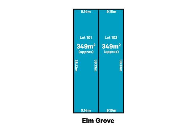 Picture of 6 & 6A Elm Grove, OAKLANDS PARK SA 5046