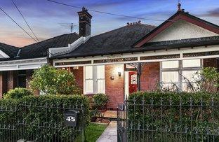 Picture of 45 Arthur Street, Randwick NSW 2031