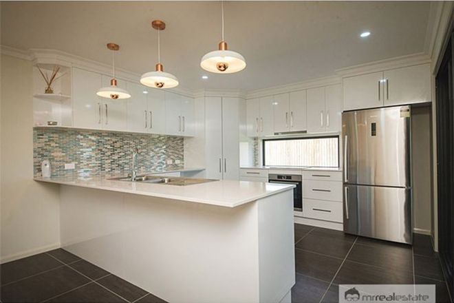 Picture of 24 New Haven Way, PARKHURST QLD 4702