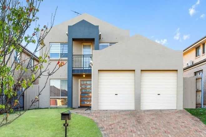 Picture of 47 Clonmore Street, KELLYVILLE RIDGE NSW 2155