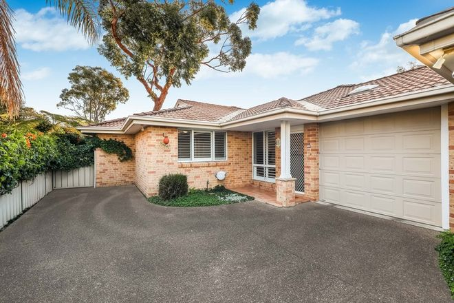 Picture of 3/23 Irrubel Road, CARINGBAH NSW 2229