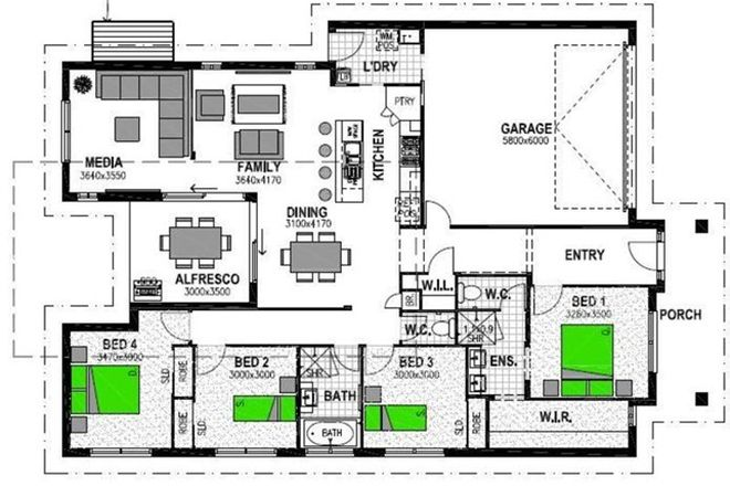 Picture of LOT 227 VERONA STREET 'EDENBROOK ESTATE', NORVILLE QLD 4670