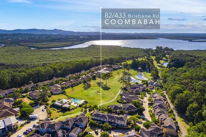 Picture of 82/433 Brisbane Road, COOMBABAH QLD 4216