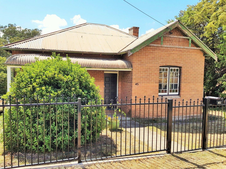 45 Buchanan St, Kandos NSW 2848, Image 0