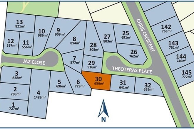 Picture of Lot 30 Astoria Park, TRARALGON VIC 3844
