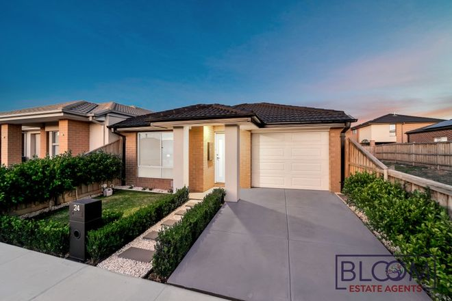 Picture of 24 Seed Avenue, TRUGANINA VIC 3029