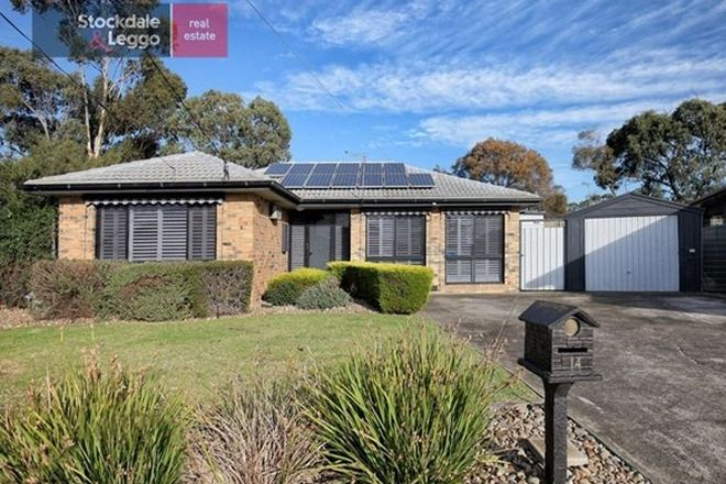 Picture of 14 Bradford Close, GLADSTONE PARK VIC 3043