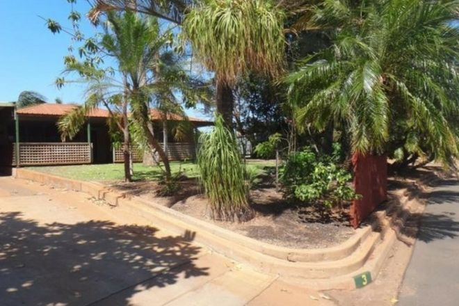 Picture of 3 Pingandy Crescent, DAMPIER WA 6713