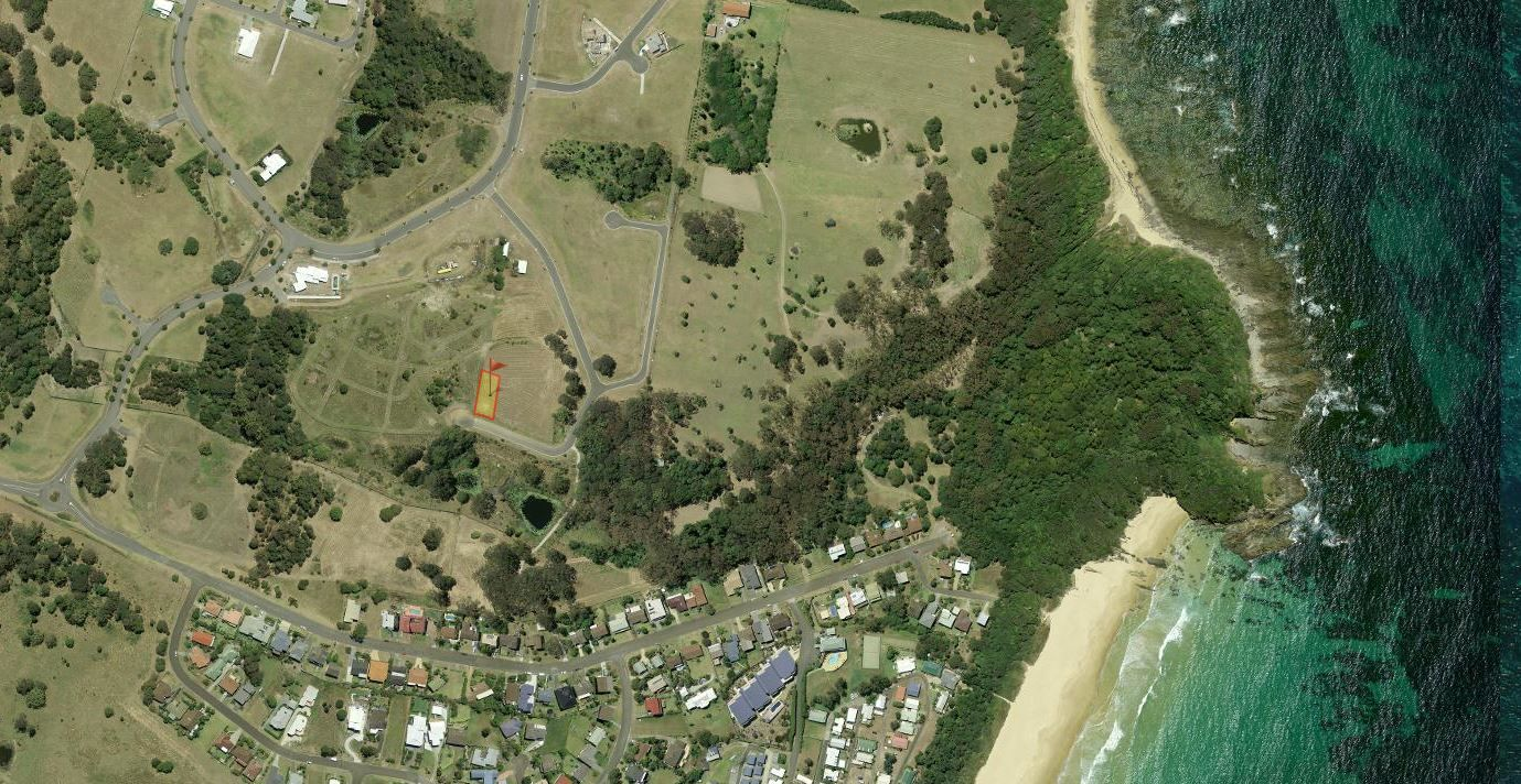 Lot 1009 Scarborough Circuit, Red Head NSW 2430, Image 0