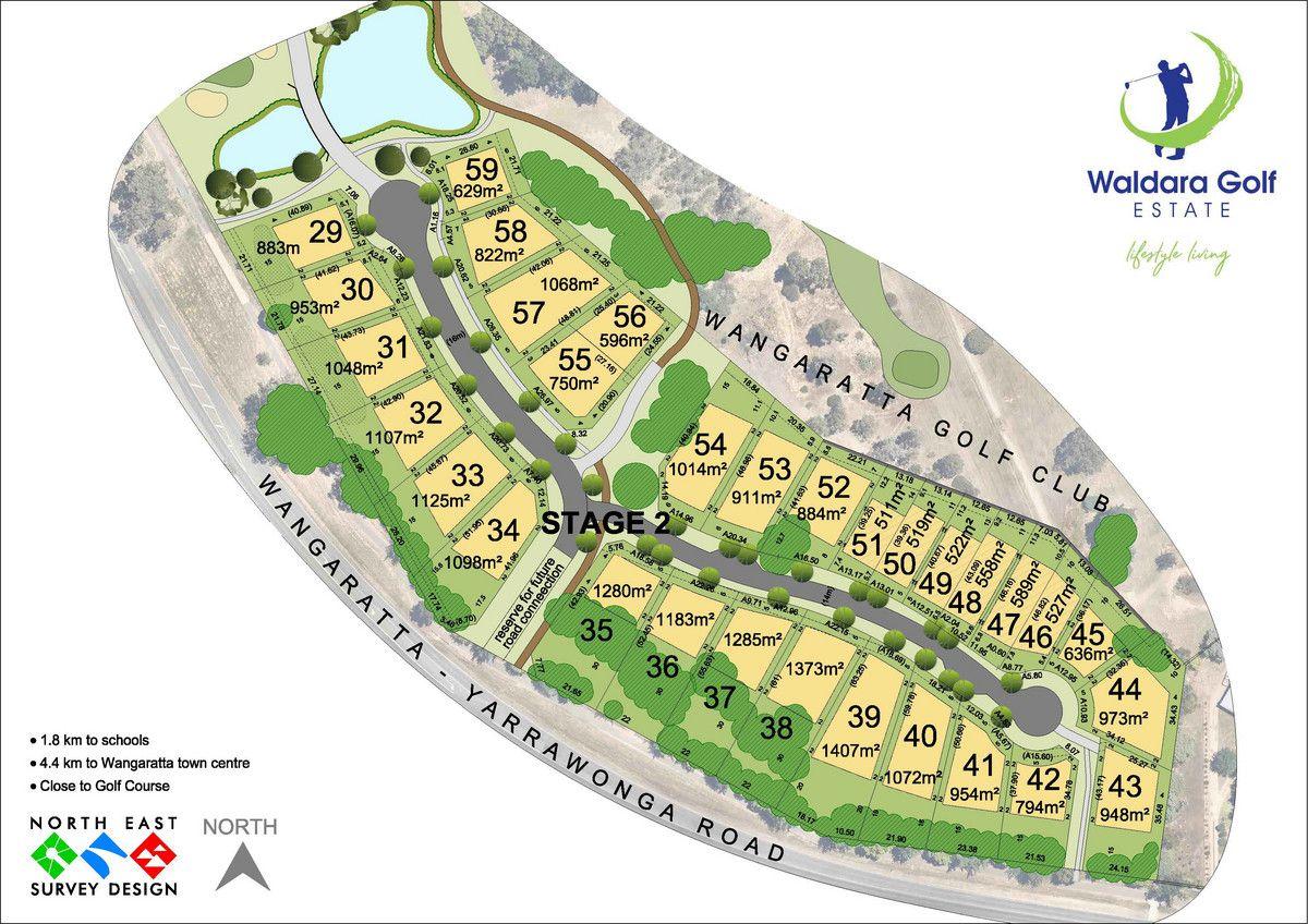 40 Waldara Golf Estate, Wangaratta VIC 3677, Image 0