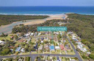 Picture of 15 Wansborough Avenue, Moonee Beach NSW 2450