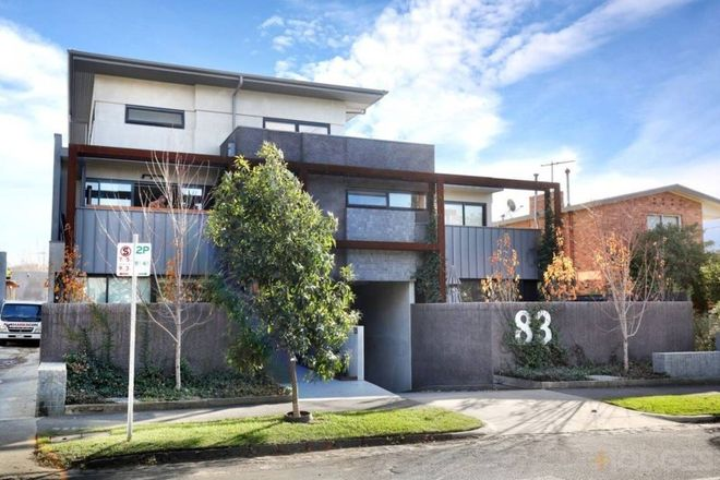 Picture of 8/83 Asling Street, BRIGHTON VIC 3186