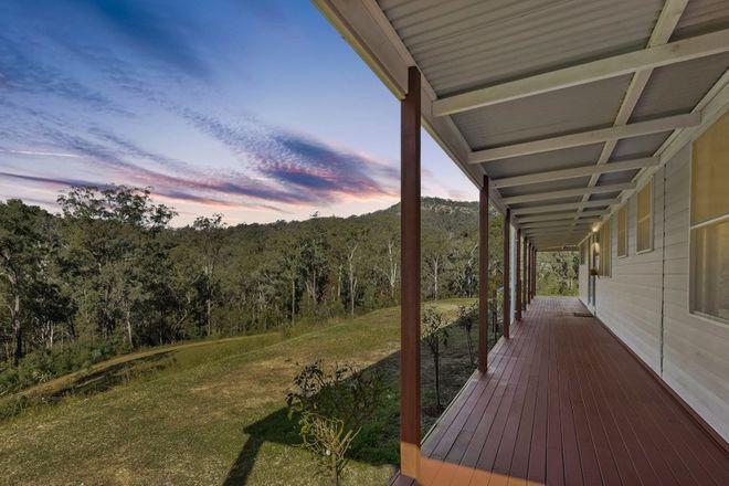 Picture of 528 Watagan Creek Road, LAGUNA NSW 2325