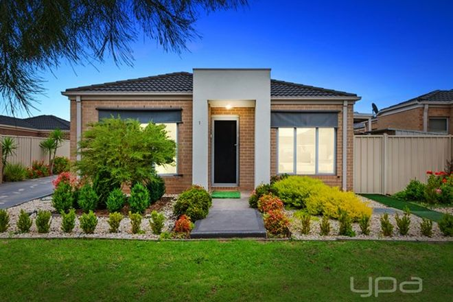 Picture of 1/21 Fishburn Grove, HARKNESS VIC 3337