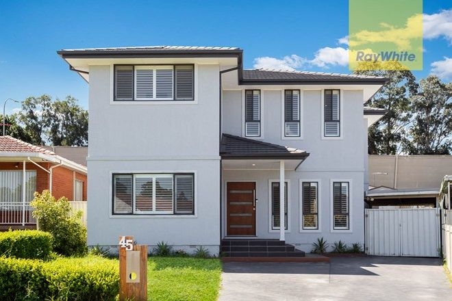 Picture of 45 Austin Crescent, CONSTITUTION HILL NSW 2145