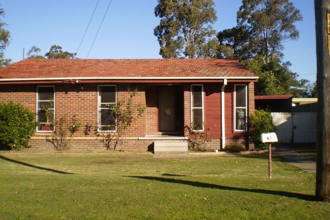 Picture of 41 Mount Hall Road, RAYMOND TERRACE NSW 2324