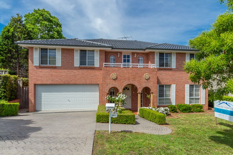 41 Greyfriar Place, Kellyville NSW 2155, Image 0