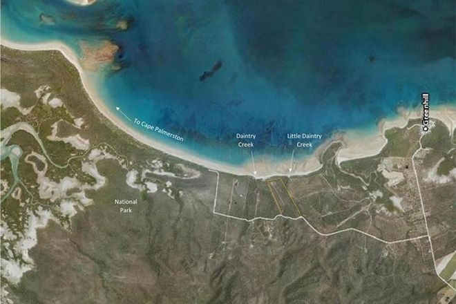 Picture of 438 Cape Palmerston, ILBILBIE QLD 4738