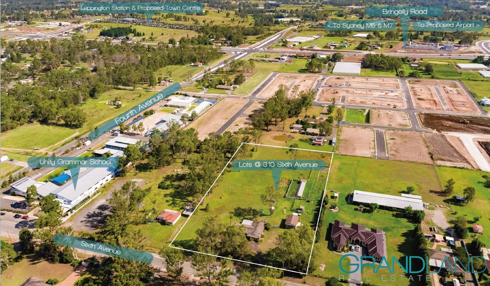 Lot 12 @ 310 Sixth Avenue, Austral NSW 2179, Image 1