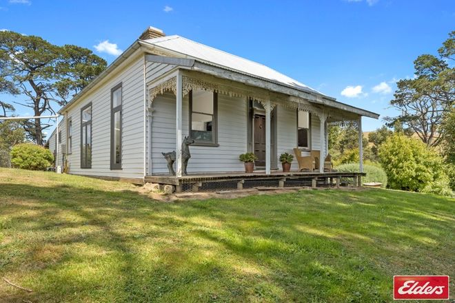 Picture of 216 Grand Ridge Road, SEAVIEW VIC 3821