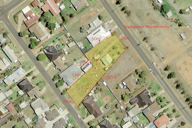 Picture of 80 Merrigal Street, GRIFFITH NSW 2680