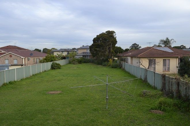 Picture of 62 Chancery Street, CANLEY VALE NSW 2166