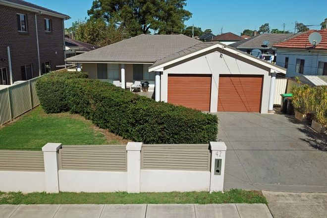 Picture of 42 Dixmude Street, SOUTH GRANVILLE NSW 2142