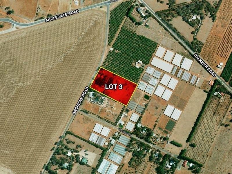 Lot 3 Andrews Road, Munno Para Downs SA 5115, Image 2