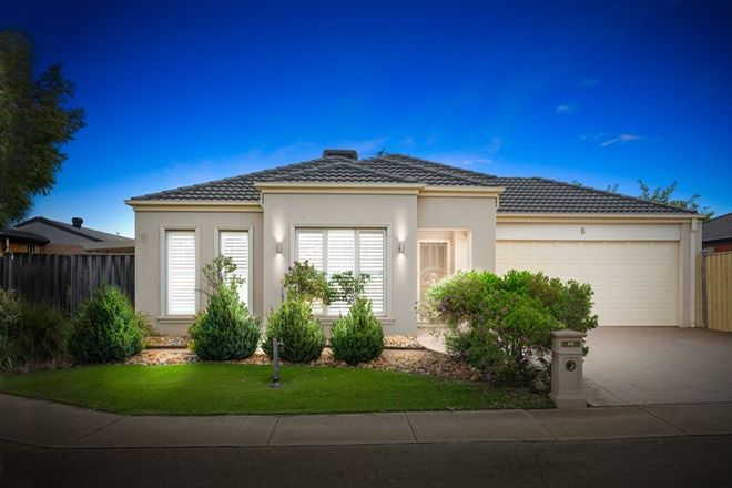Picture of 8 Admiral Court, TARNEIT VIC 3029