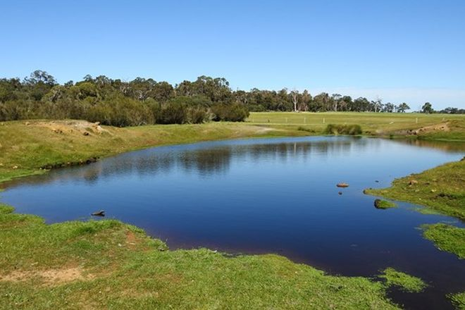 Picture of Lot 2515/2512 Lucy Road, NORTH JINDONG WA 6280
